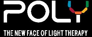 Poly Logo White